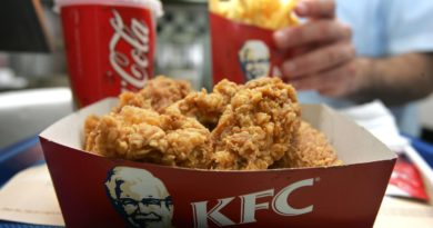 доставка еды KFC Москва