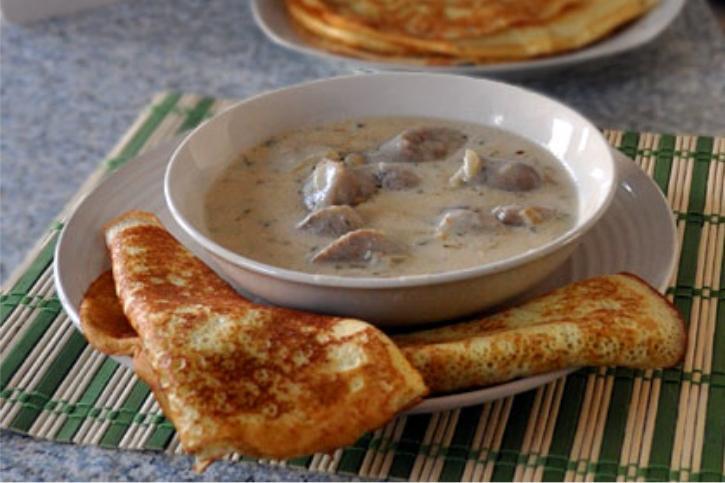 белорусская национальная кухня