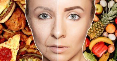 Влияние правильного питания