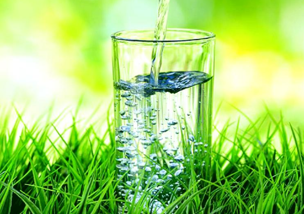 Польза воды