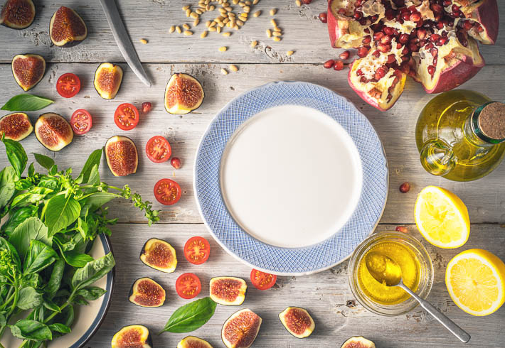 Среднеземноморская диета
